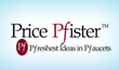 Our Plumbing Contractors in Bedford Install Price Pfister Pfaucets