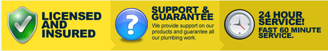 our Bedford TX plumbing team truly does it all